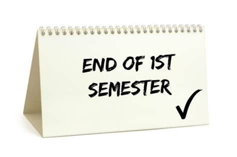End Of 1 image gallery semester