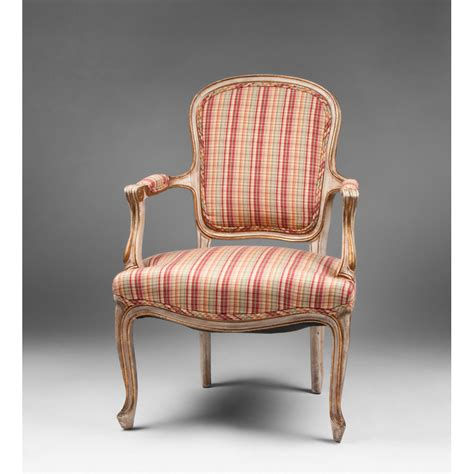 louis xv armchair louis xv painted fauteuil or armchair from piatik on ruby lane