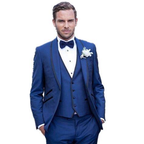 S Nger F R Hochzeit by G 252 Nstige Hochzeitsanzug K 246 Nigsblau Mens Anzug 2015