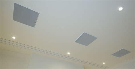 B W In Ceiling Speakers by Media Room Hereford Cyberhomes