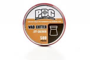Wadcutter Pellets 177 Cal 500 Ct pdg wadcutter 177 cal 9 gr 500 ct airgun depot
