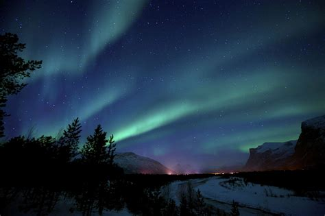 northern lights in summer summer activities and northern lights in the reisa
