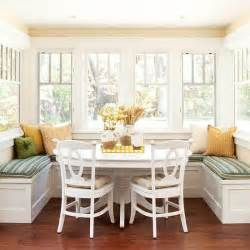 Kitchen Table Nook Pop Culture And Fashion Magic The Breakfast Nook