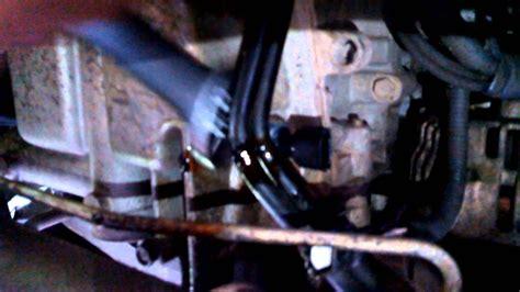 change  oil pressure sender switch   nissan
