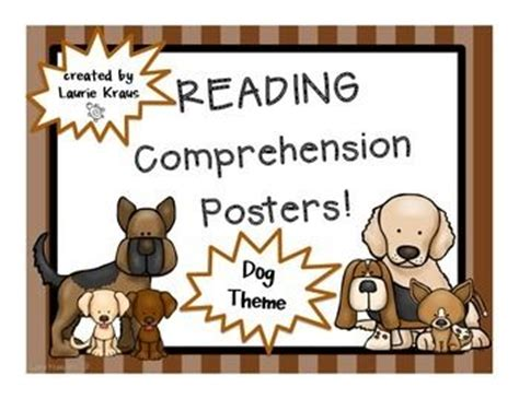 themes reading comprehension 25 best images about dog theme on pinterest the internet