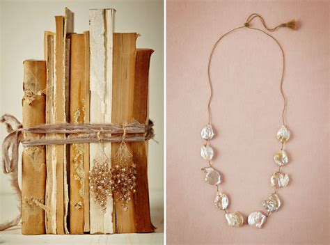 It Or Leave It In Terms Of Jewelry This Season Chunky Necklaces Are The Item Addi by Jewelry Capsule Collections From Bhldn A Giveaway