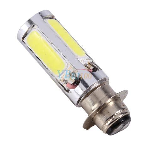 Lu Led Cob Motor 2x white h6m px15d 5 cob smd led motorcycle atv motor bike headlight bulb 12v eb ebay