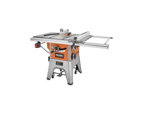 Ridgid Table Saw Review by Ridgid R4512 Table Saw Review On Tool Box Buzz Tool Box Buzz