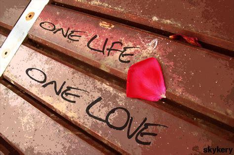 imagenes one love one life one life one love by skykery on deviantart