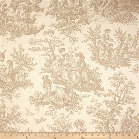 Waverly Upholstery Fabrics by Waverly Country Toile Linen Discount Designer