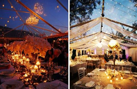 Sugar Ande Events Clear Marquees