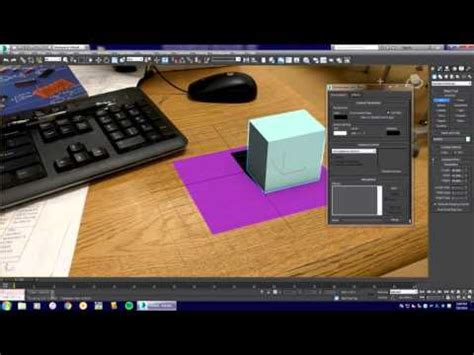 match 3ds max 3dsmax perspective match phim clip