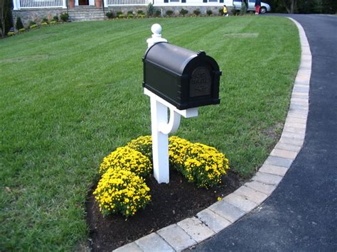 mailbox flower bed mailbox flowers dear flowers plants i love u
