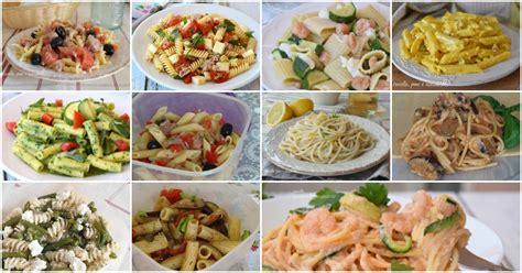 cucinare pasta fredda le 15 ricette di pasta fredda veloce da portare in spiaggia