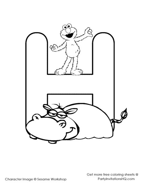 elmo coloring pages alphabet elmo abc coloring pages kids coloring page gallery