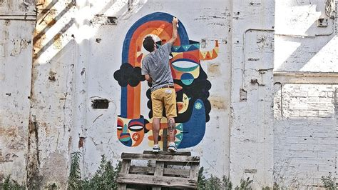 graffiti wallpaper dubai cairo artists take creative energy to the streets cnn