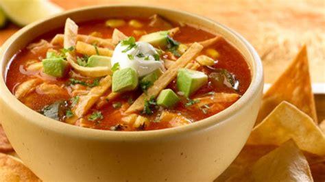 imagenes sopa azteca sopa de tortilla f 225 cil de hacer el horno de lucas