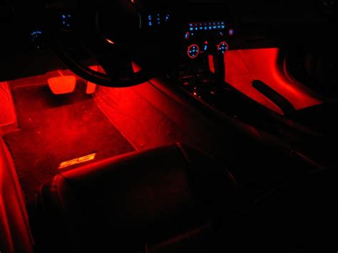camaro interior lighting camaro led lighting led