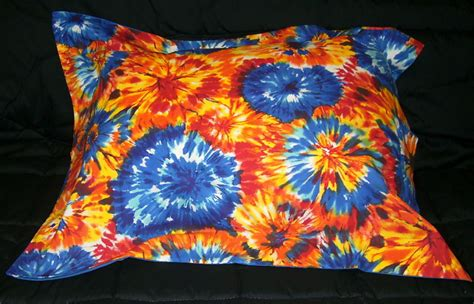 tie dye full size comforter tie dye bedding full size pillow sham with flange