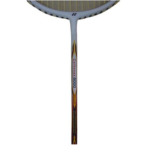 Raket Carbonex 8000 Plus yonex carbonex 8000 plus badminton racket buy yonex