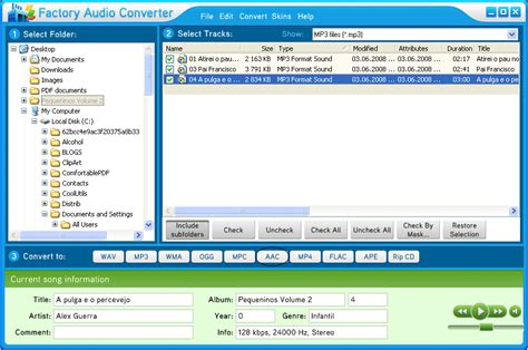 format factory audio cd to mp3 mp3 converters convert your audio from wma to mp3 audio