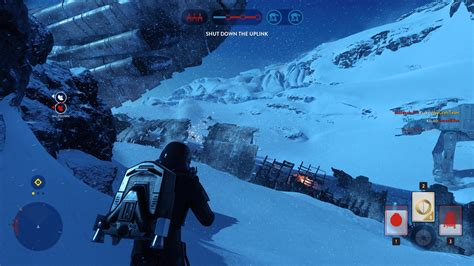 nerf herding star wars battlefront gets twilight hoth map and more in february update