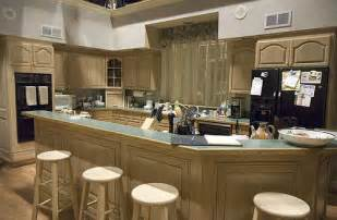 Tony and carmela soprano s kitchen the set in long