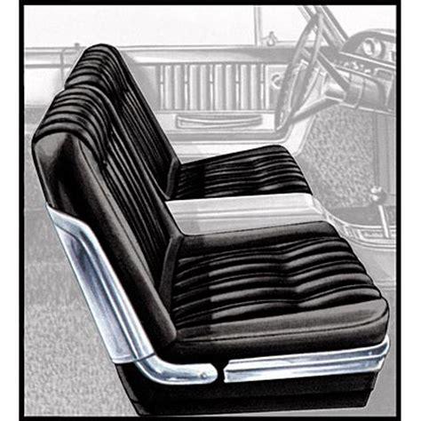 front door bench seat seat upholstery 1963 galaxie 500 2 door split bench