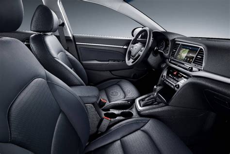 hyundai elantra 2016 interior 2016 hyundai elantra revealed in korean avante form