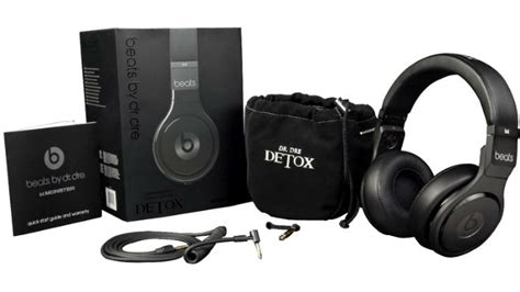 Beats Detox Review by Beats By Dr Dre Detox Pro Edition Craveonline