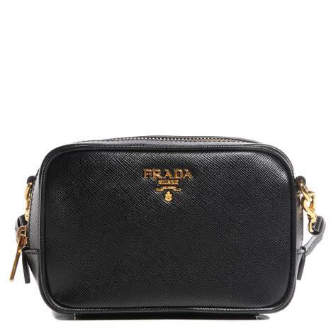Tas Prada Saffiano 208 prada saffiano mini crossbody bag nero black 93370