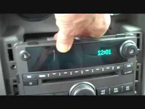 Express Original Kode Express 5 how to chevrolet hhr car stereo radio removal 2006 2008