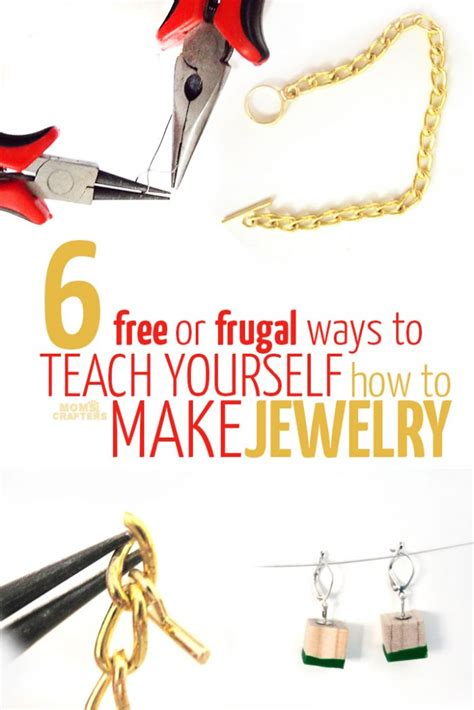 learn how to make jewelry how to make jewelry an easy guide for beginners
