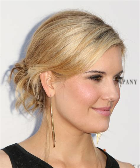 hairstyles for casual occasions maggie grace updo long straight casual updo hairstyle