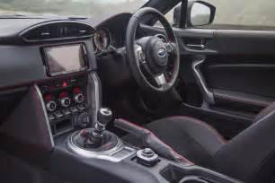 Subaru Interior 2017 Subaru Brz Priced Starting From 26 315 Motor Trend