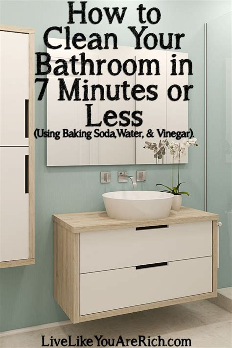 how to clean sink with baking soda 1000 images about just bathrooms on pinterest house