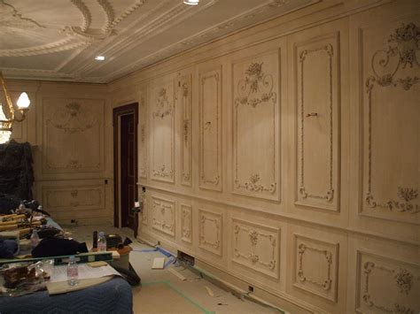 Dining Room Wainscoting Ideas by Systems And Finishings Panelling Idf
