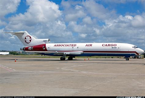 boeing 727 227 adv f associated air cargo aviation photo 1667416 airliners net