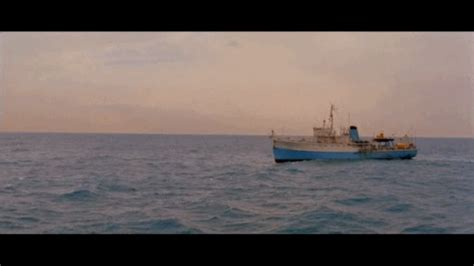 find a boat at sea wes anderson boat gif find share on giphy