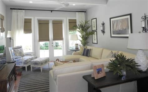 ethan allen living room beach style pinterest modern coastal family room beach style living room