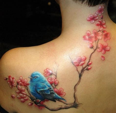 the oriental cherry blossom tattoo designs tattoo design