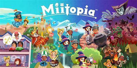 Miitopia   Nintendo 3DS   Games   Nintendo