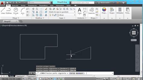 tutorial de autocad 2014 tutorial de autocad 2014 introducir coordenadas polares