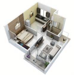 Interior Design For 1bhk Flat Wonderful Interior Design Ideas For A 1bhk Flat