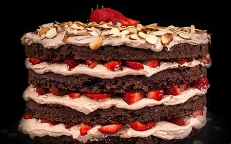 impressive birthday cake recipes pictures chowhound