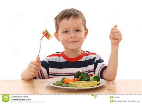 vegetables boys boy and vegetables stock image image 3749131