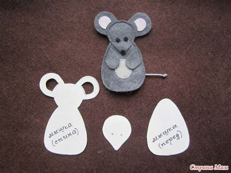 25 best ideas about felt mouse on pinterest tooth mouse
