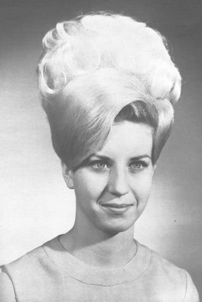 pictures of 1960 buffant updo looking into the future through a beehive halloween