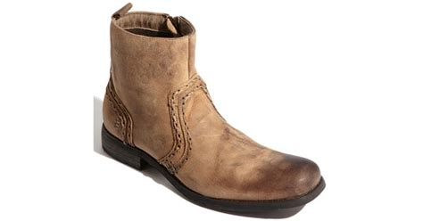 bed stu revolution boot in brown for brown