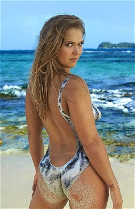 ronda rousey sports illustrated swimsuit issue ronda rousey images ronda rousey sports illustrated